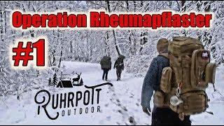 Operation Rheumapflaster - Weihnachten 2017 mit Ruhrpott Outdoor