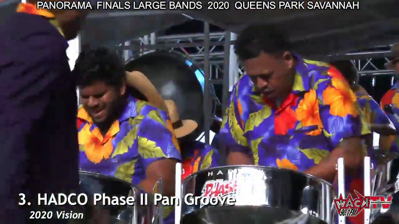 """Download """"2020 Vision"""" - Phase II Pan Groove (2020 Panorama LARGE BAND Finals)"""