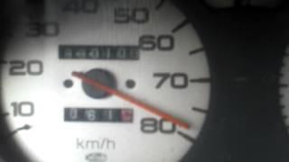 Acceleration Aixam 500.4