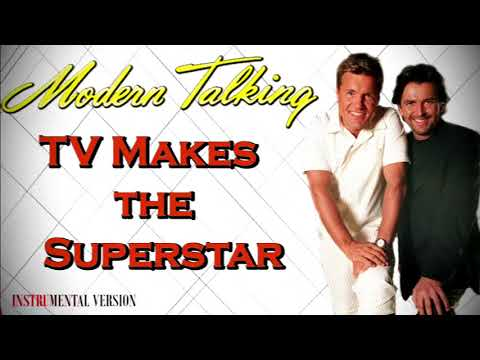 Modern Talking - TV Superstar (6th Album Version)