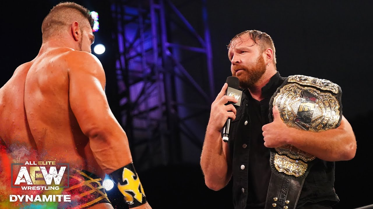 Download WHAT DID JON MOXLEY THINK OF WHAT TAZ HAD TO SAY?   AEW DYNAMITE 6/3/20, JACKSONVILLE, FL