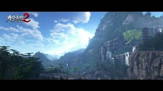 天地山水 - 九陰真經2 - 動態圖片BGM系列 - 峨眉 《Age of Wushu 2》