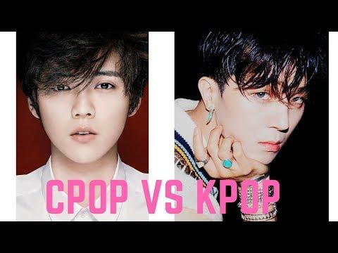 CPOP VS. KPOP [BOY GROUPS/SOLOISTS]