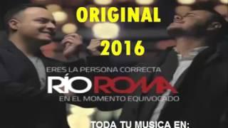 RIO ROMA FT. FONSECA - CAMINAR DE TU MANO (Original) 2016