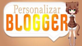 Personalizar Blogger HTML