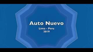 Auto Nuevo (Demo Audio)
