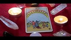 Wie deute ich die Tarotkarte: Die Zehn der Kelche (kleine Arkana)