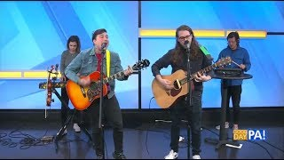 Frank Iero & the Future Violents – Good Day PA – Basement Eyes & Interview