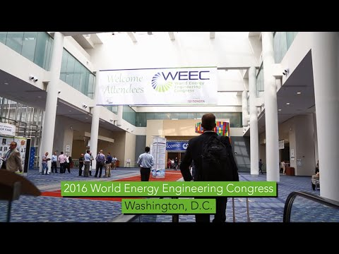 Better Plants Shines at 2016 World Energy Engineering Congress