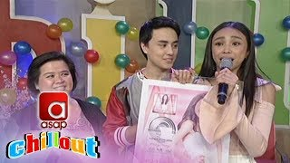 ASAP Chillout: Maymay's debut album reaches the Platinum Record Award!