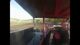 Skyline Raceway 5/17/14 - Hilary Ward Heat