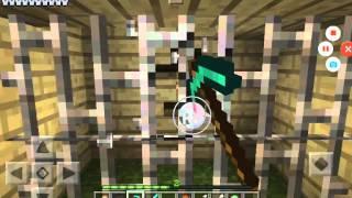 Elif Oynuyor-Minecraft PE-Mapimi oynuyorum