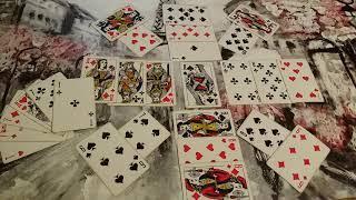 Цыганский расклад на ♠ ДАМУ. На соперницу и врага. Онлайн гадание от Никки Ами 👸💖