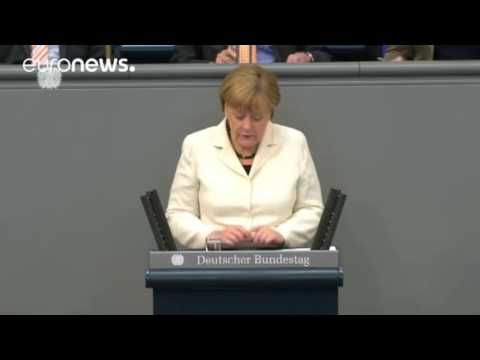 Merkel: Russian actions caused 'loss of trust' with NATO