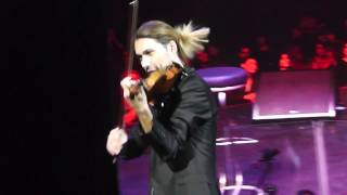 David Garrett They Don T Care About Us Moscow 2016