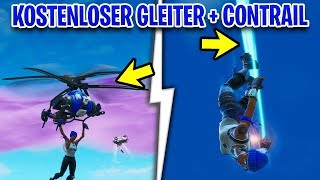 😱 How to get the NEW GLEITER + CONTRAIL in Fortnite (PS Plus package) for FREE