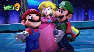 Luigi's Mansion 3 - All Dear Friends Rescued