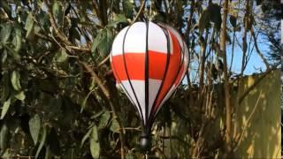 St George Balloon. Wind Spinner
