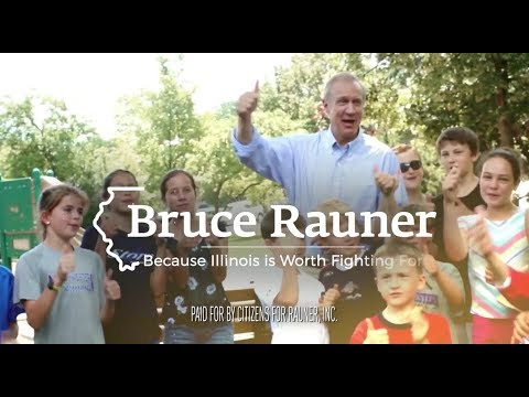 Destroy | Bruce Rauner | Illinois