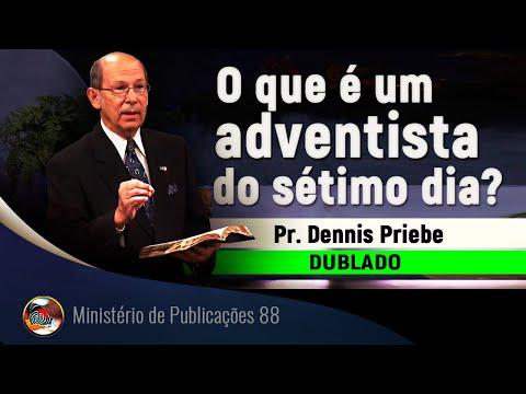 O que é um adventista do sétimo dia? - DUBLADO - Pr. Dennis Priebe