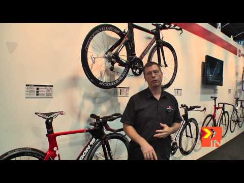 Argon 18 E-116 & E-112 2014 Triathlon Bike - Bike Insiders - Time Trial Bikes 2013 Interbike