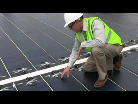 PVpowerUP Episode 17 - Thin Film Photovoltaic Installation