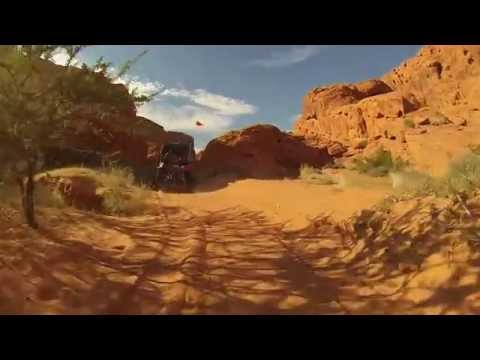 Gopro Las Vegas, valley of fire ATV and quad rental
