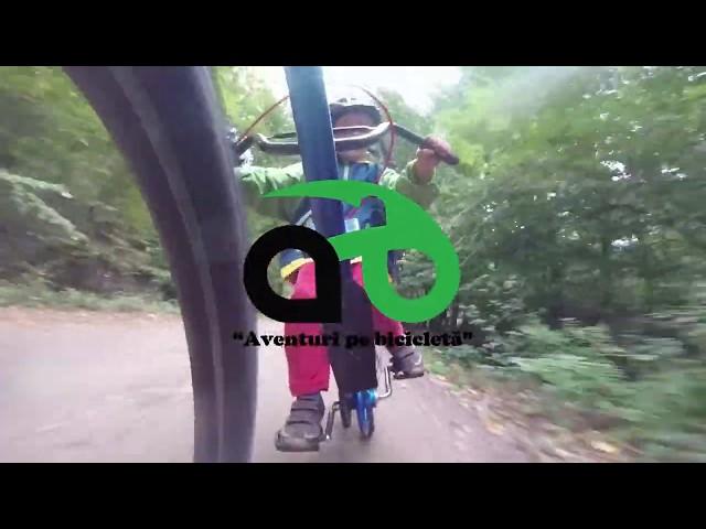 Aventuri pe bicicleta - Dusi de acasa v 2.0
