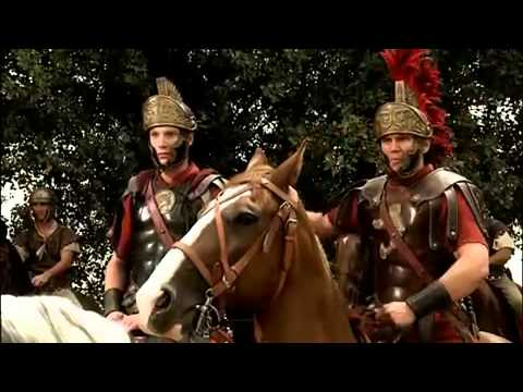 Rome Total War  The Battle of Philippi (mix game & historical movie remake)