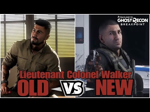 All Walker's Cutscenes on Chronological Order in Ghost Recon Breakpoint thumbnail