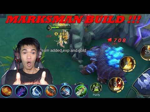 Pedes Banget Rafaela Build Marksman - Rafaela Build Review - Mobile Legends #41