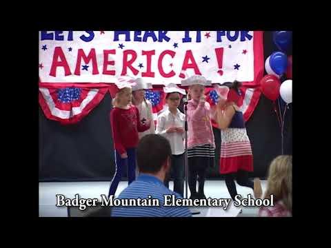 Badger Mountain Elementary School 2018 Program