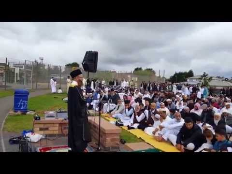 Eid ul Fitr 2015: Sheikh Abdul Hadi al Umri Morris Park Alum Rock
