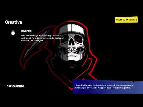 Fortnite Ita YouTube:the Gamer 99