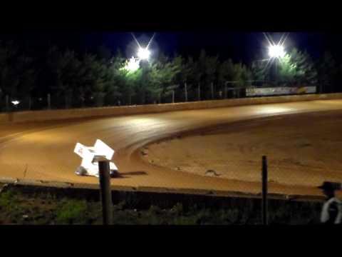 Rolling Thunder Raceway(MINI SPRINTS) 5/13/16