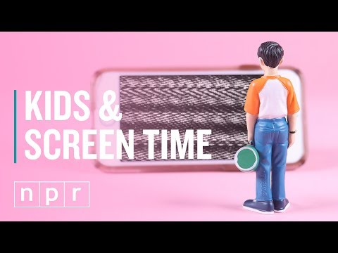 Screen Time Rules For Kids | Let's Talk | NPR