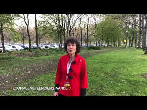 Amsterdam UMC Run - Loop mee met een dienst van de IC