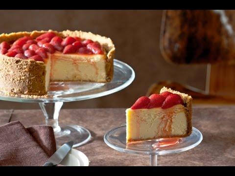 Ricetta cheesecake new york - YouTube