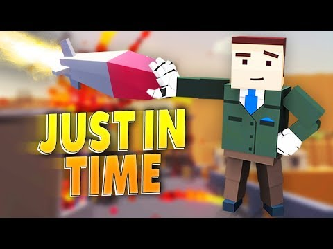 Just in Time - SLOW MOTION AWESOMENESS | BEST EMPLOYEE EVER! - Just in Time Gameplay (HTC Vive)