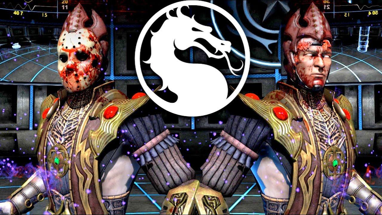 Mortal Kombat X Shinnok Face Off Brutality On All Characters Ultra GTX 970