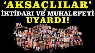 """""""Aksaçlılar"""" İktidarı ve Muhalefeti Uyardı! Hamza Yardımcıoğlu"""