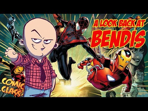 A Look Back at Bendis - Comic Class Mp3