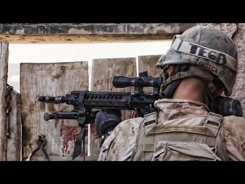 Marines In Action • Combat Patrol Afghanistan