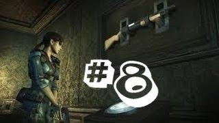 Resident Evil Revelations : The Captain