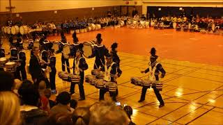 MPS Drumline Competition 2017 - Round 1 - Rufus King Varsity