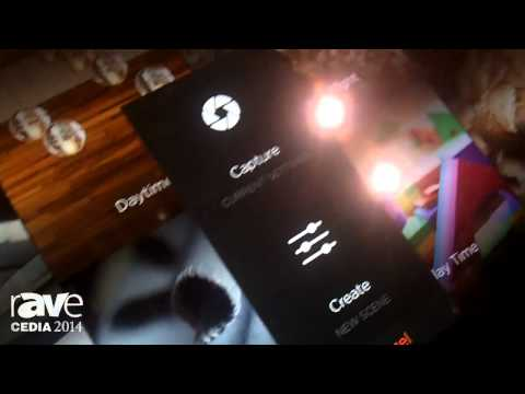 CEDIA 2014: Savant Shows New Savant App For Controlling Entertainment, Safety, Comfort and Lighting