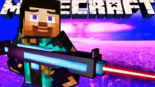 АТОМНАЯ БОМБА В MINECRAFT! Обзор мода Minecraft #103