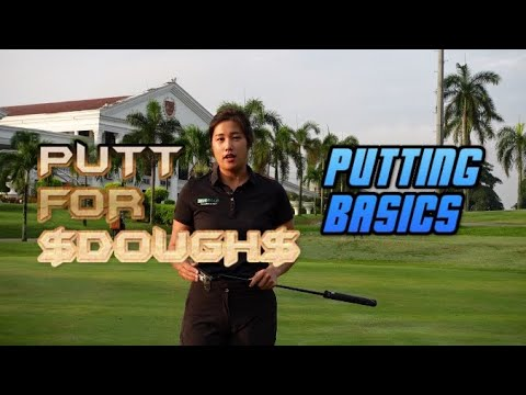 Putting Basics – Golf With Michele Low