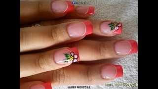 Diseños De Uñas 50-60 Uñas Originales Por Laura Montoya - Manicure