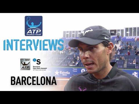 Nadal Looks Ahead To Tenth Barcelona 2017 Final